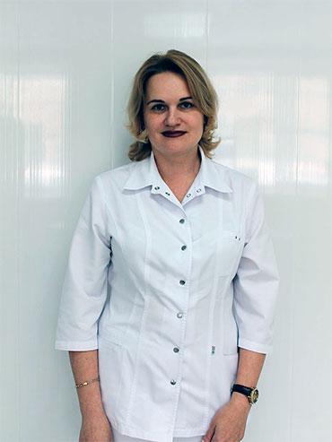 Клюкина Ирина Александровна