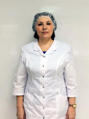 Сильянова Наталия Михайловна