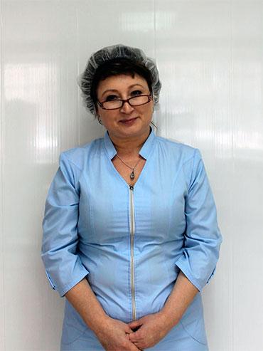 Серебрякова Ольга Петровна